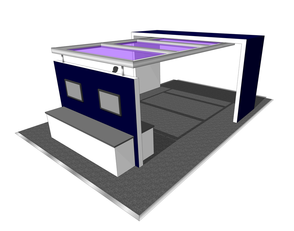 Exhibit tradeshow design concepts!