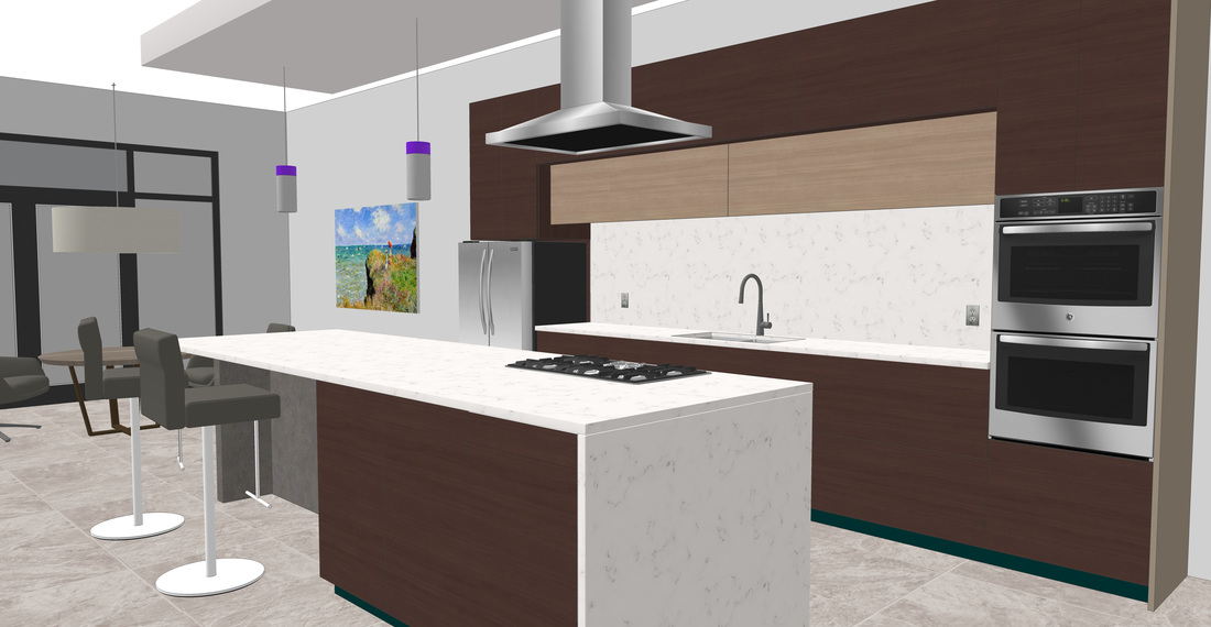 Free download sketchup models dwg cad files blog for for Model kitchen design