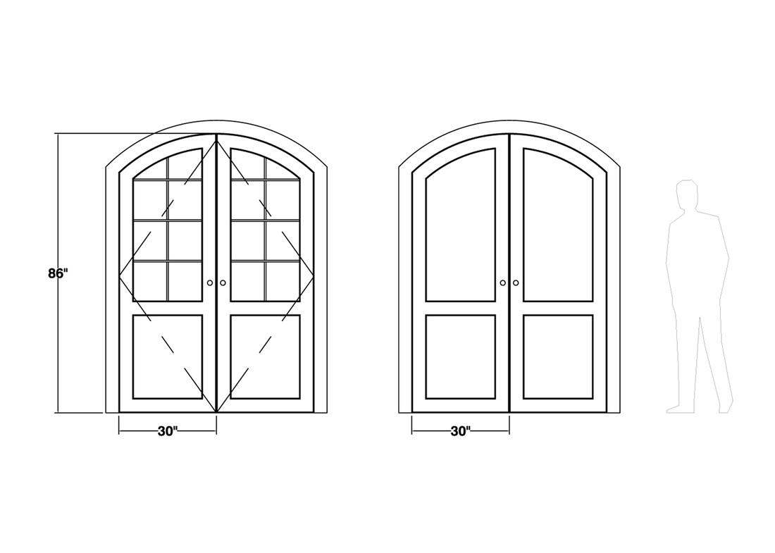 Free door window cad dwg blocks downloads ag cad designs for Door design cad