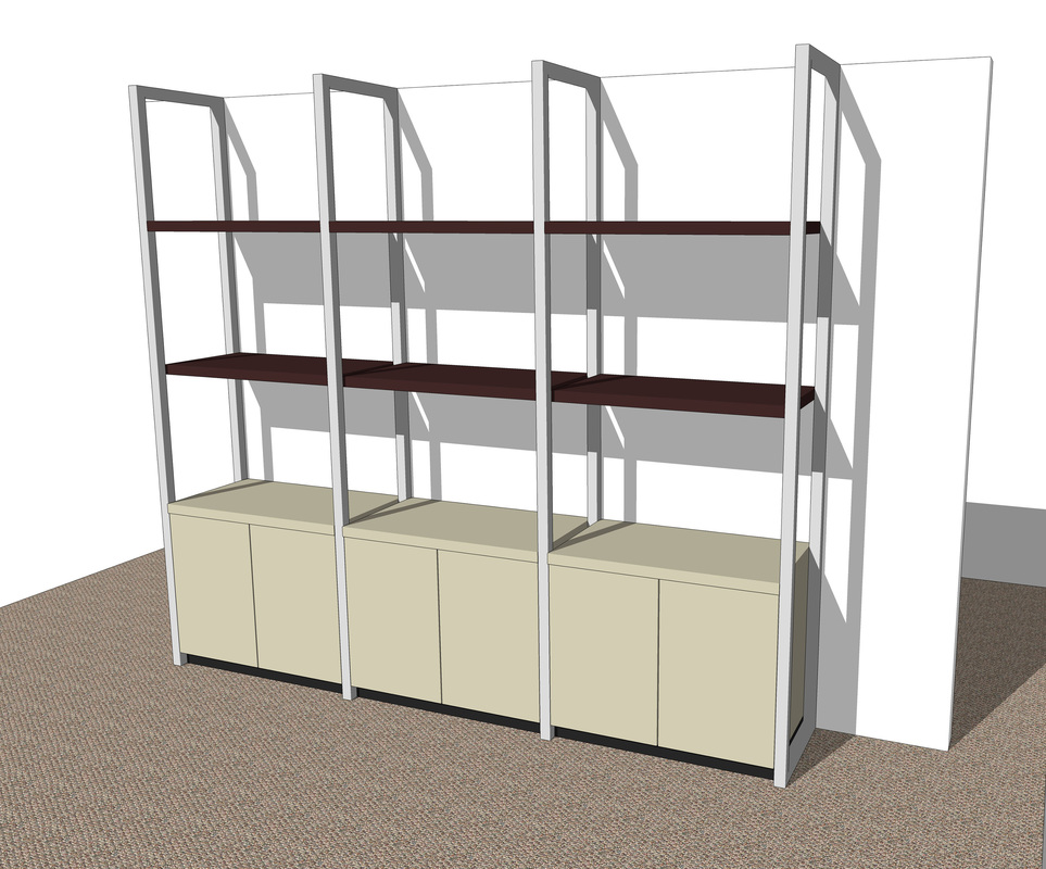 Retail Fixture Free SketchUp Model