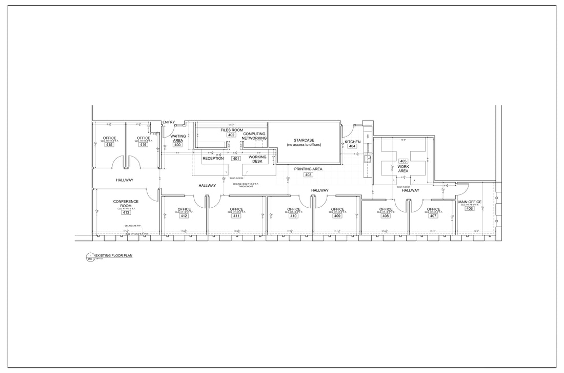 As built drawings cad drafting design services for for Floor plan drafting services