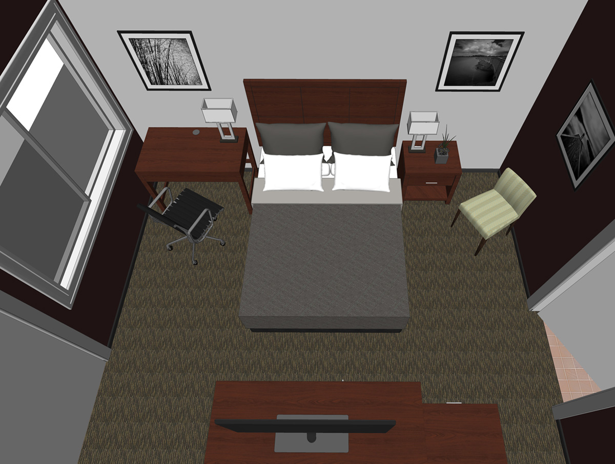 Free 3D SketchUp 3D Furniture AG CAD Designs