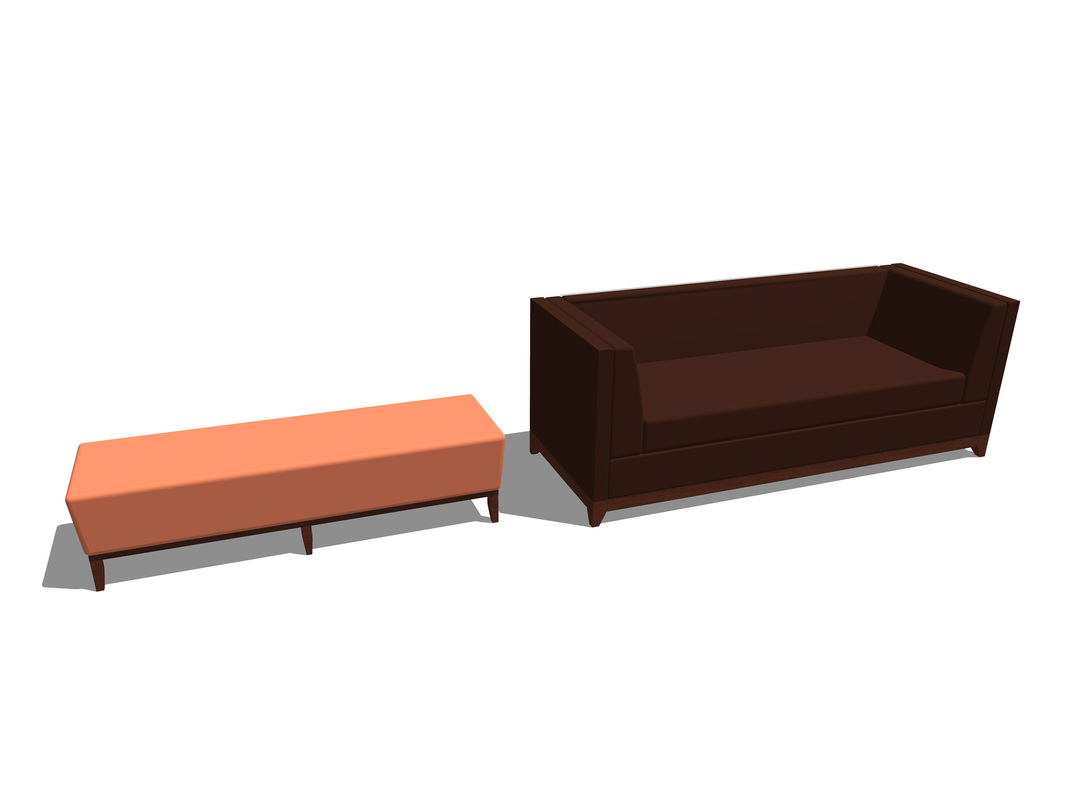 Free SketchUp sofa Furniture