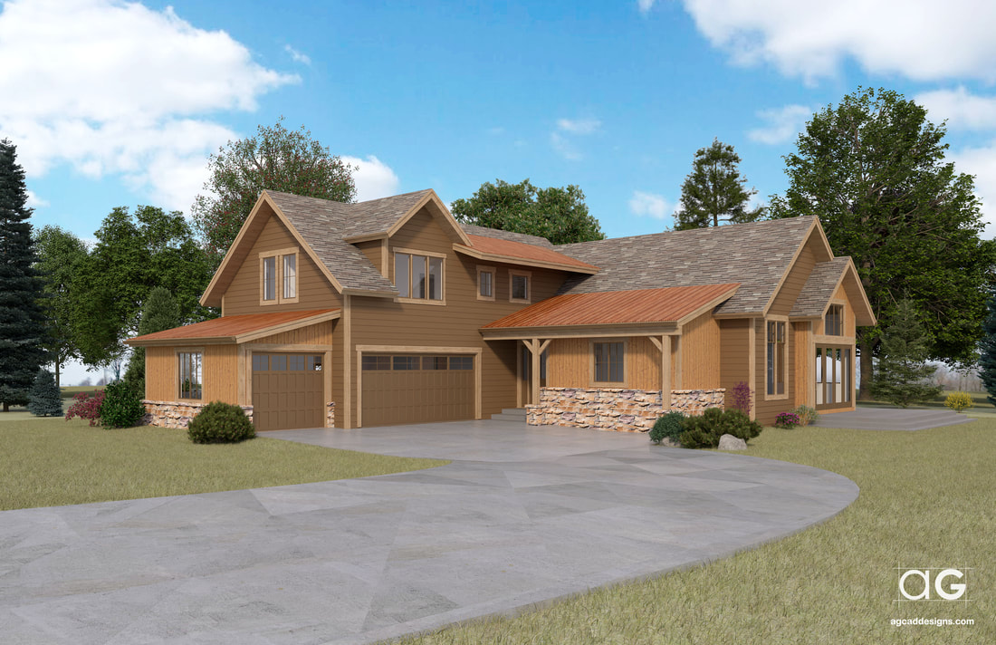 High quality 3D residential house Rendering service Missouri Kentucky USA based