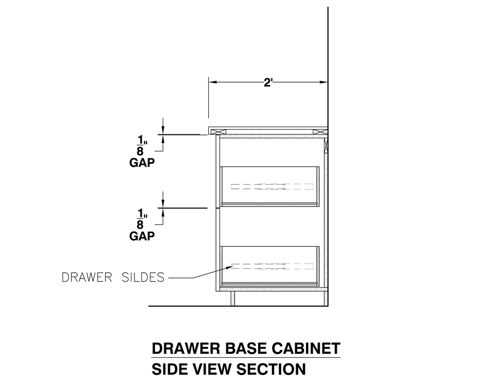 TYPICAL MILLWORK SECTIONS!- FREE DWG HELPFUL FREE DOWNLOAD