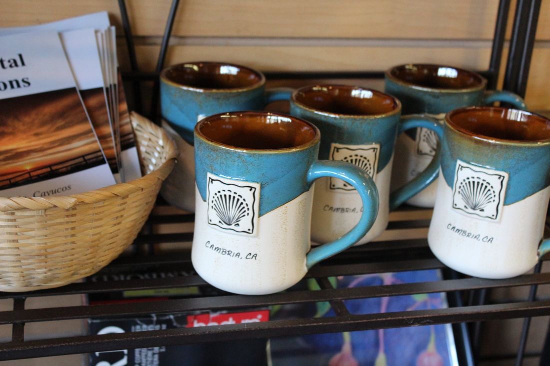 Cambria california souvenir