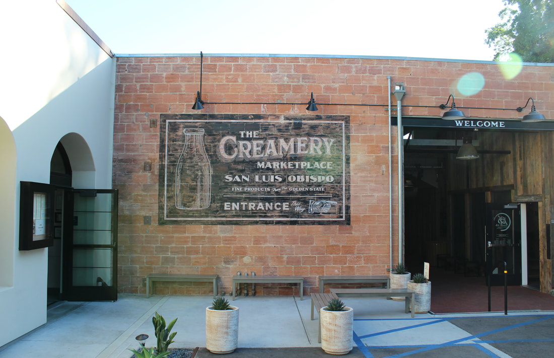 the creamery in san luis obispo