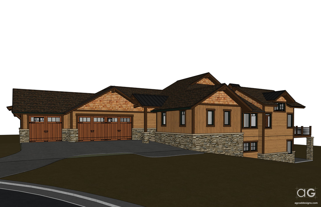professional SketchUp Twinmotion BIM Modeling rendering service Montana
